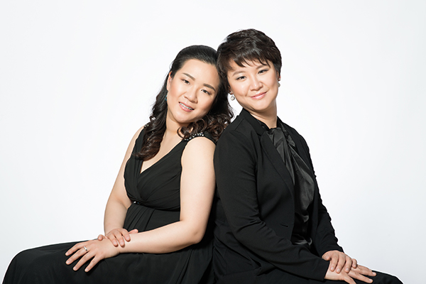 Yoo + Kim, piano duo